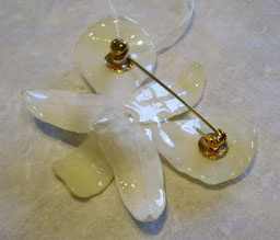 Orchid Pendant - 24