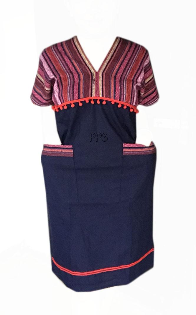 Cotton Dress-BNB-CMCD036