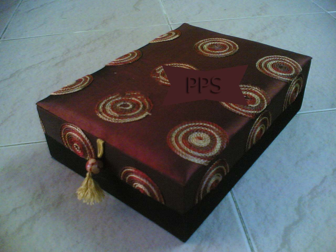 Accessories fabric box- PPS-32