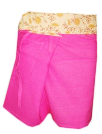Short Cotton Trouser-7