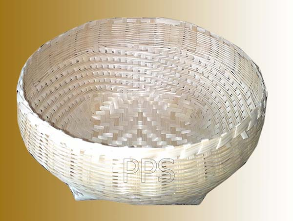 Basket from bamboo PS-BB-64