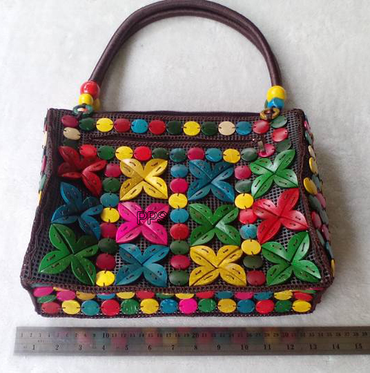 Coconut Shell bag-131