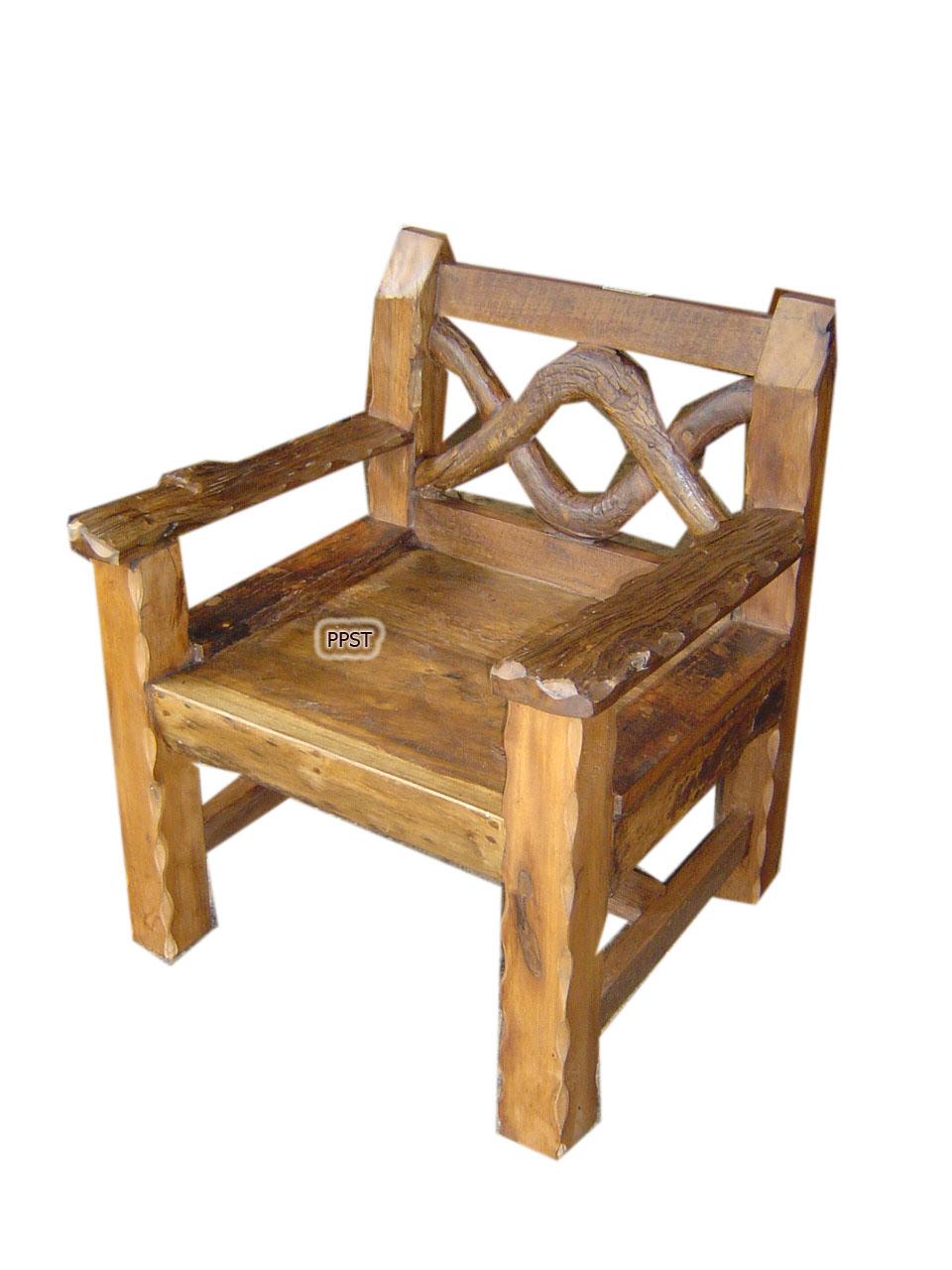 Antique Chair-sn095