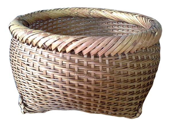 Bamboo basket PS-BB-75