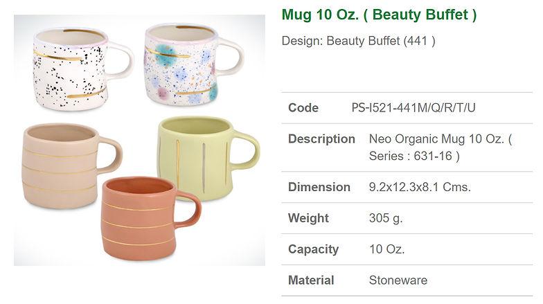 Ceramic Mug 10 Oz.Beauty buffet 2.jpg