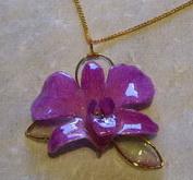Orchid Pendant - SM-9