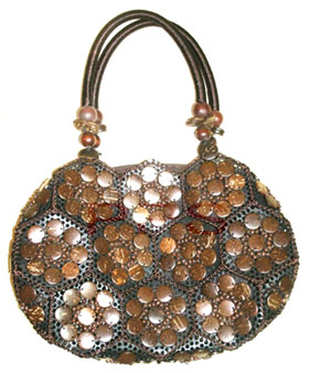 Coconut Shell Bag 2678