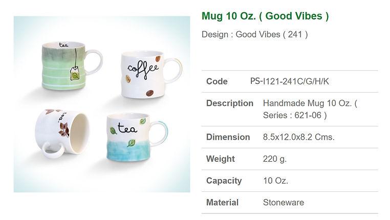 Ceramic mug 10oz.-Good Vibes.jpg