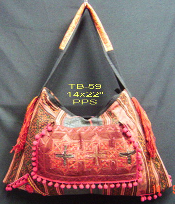 Tribal shoulder bag-TB-59