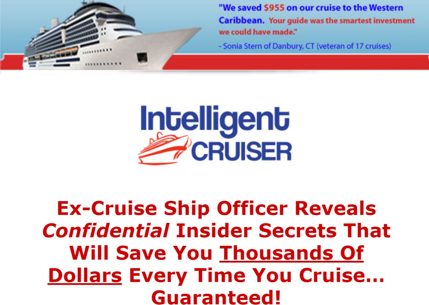 Ex-cruise Ship Officer Reveals Insider Secrets Of The Cruise Industry