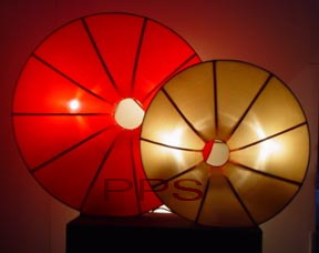 Silk Lamp donut-1