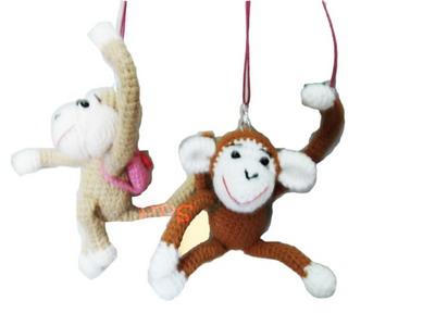 Crochet Doll Keyring-SANY0048-1
