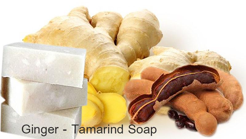 Ginger-Tamarind Soap