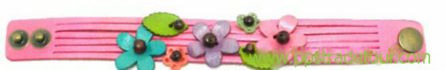 Leather Bracelet-N18