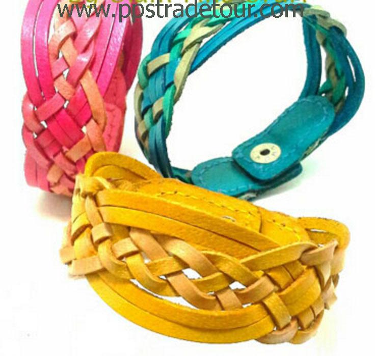 Leather Bracelet-N15