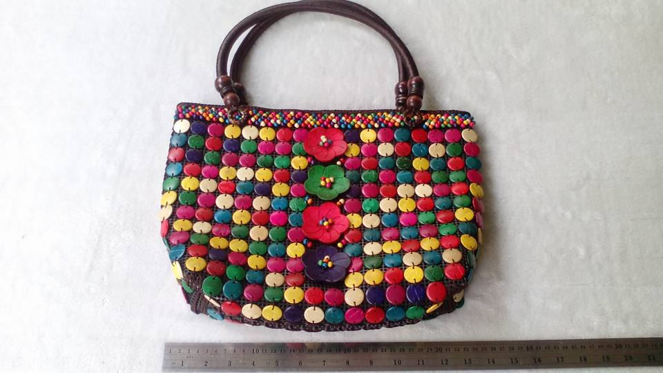 Coconut Shell bag-91