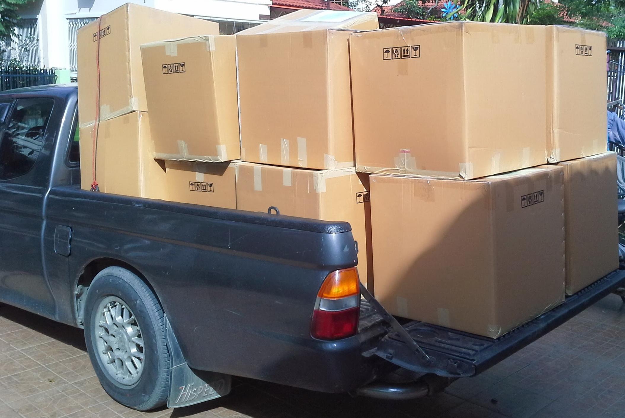 JMC- shipment