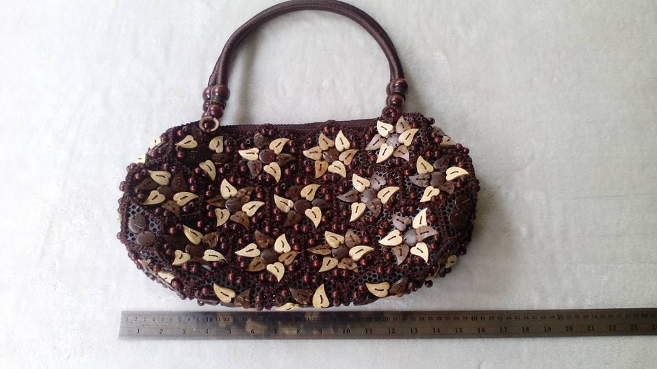 Coconut Shell bag-108