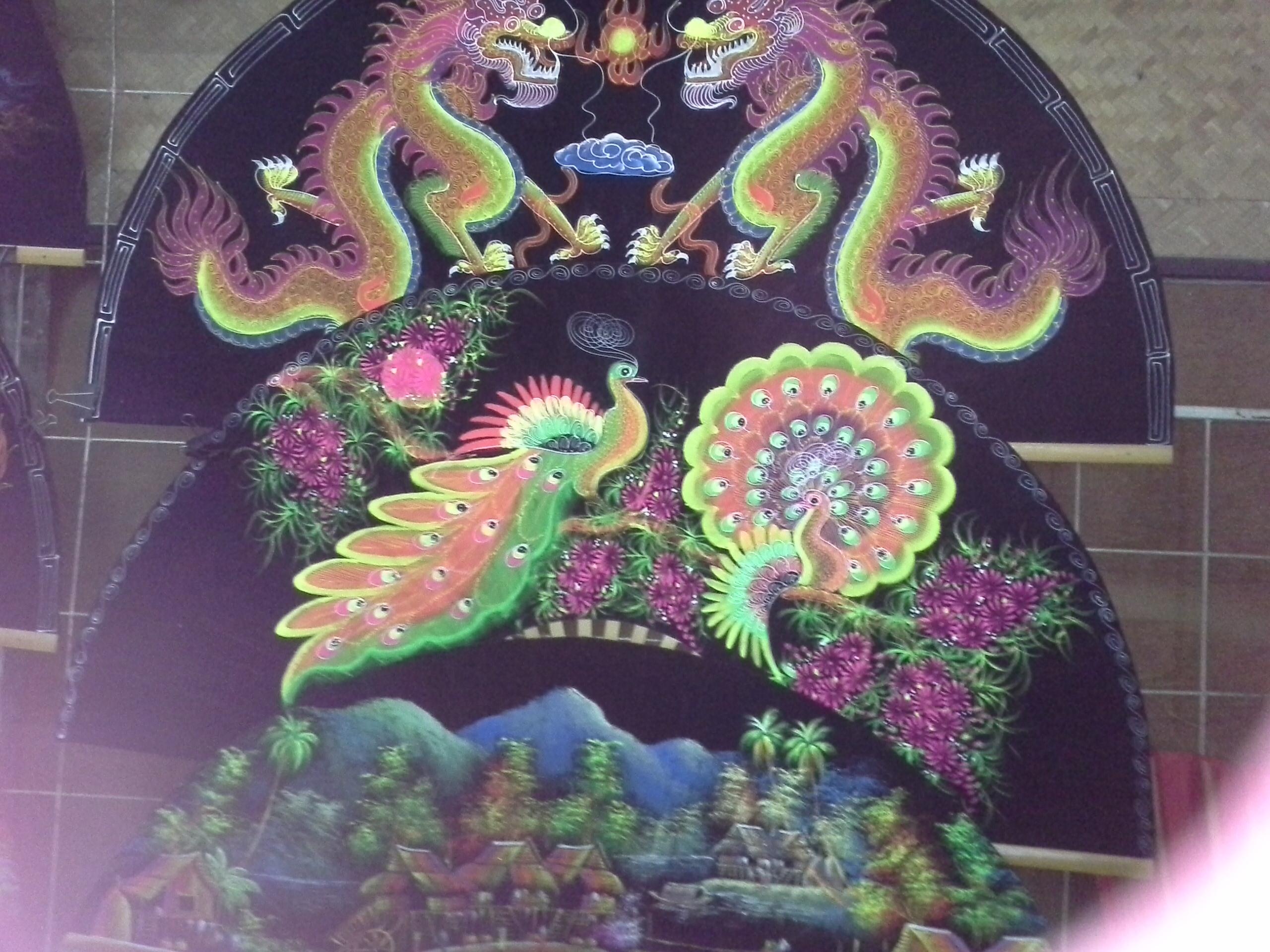 PPS- Wall Flannel Fan Paint-46