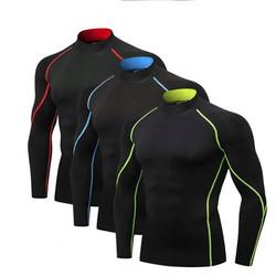 Sportswear Anti Uv Quick Dry Long Sleeve Men T Shirt
