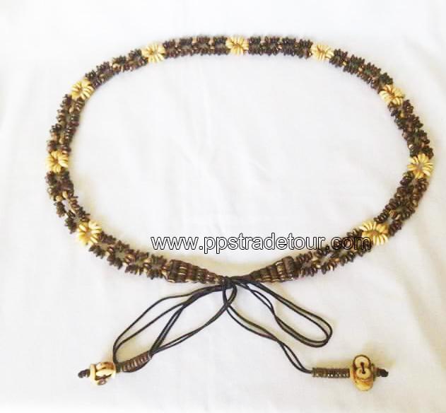 Coconut bead bracelet5823