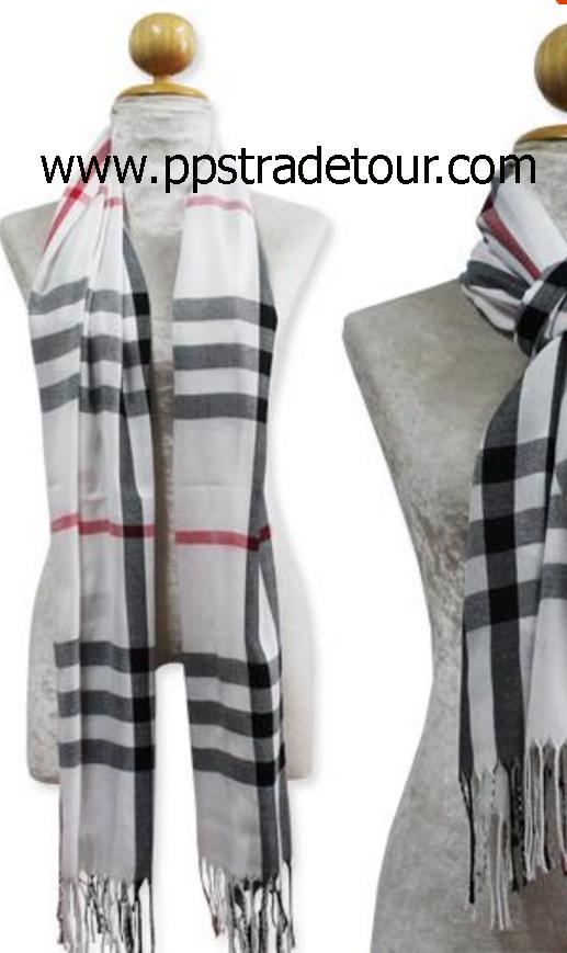Knitting Wool Men Scarves-PS-SCF17