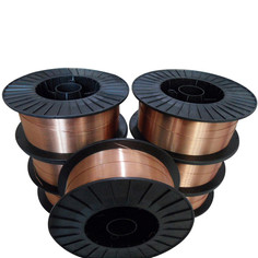 70S-6 co2 gas shielded arc MIG TIG g3si1 sg2 sg3 copper coated barrel welding wire
