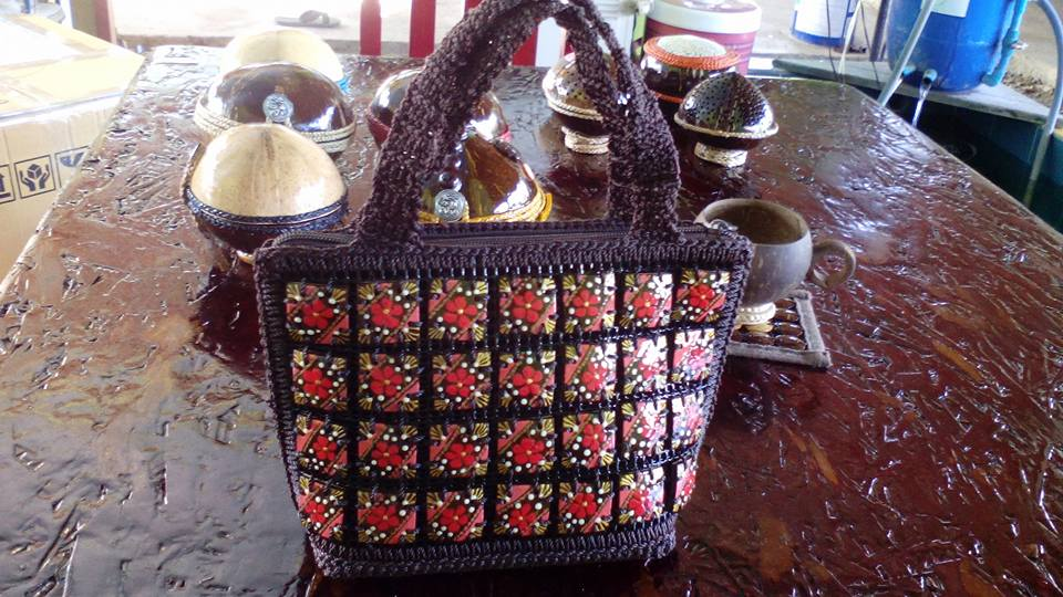 Coconut Shell bag-77