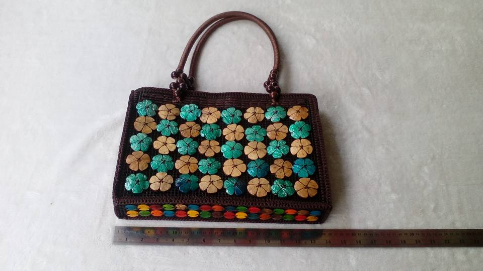 Coconut Shell bag-80