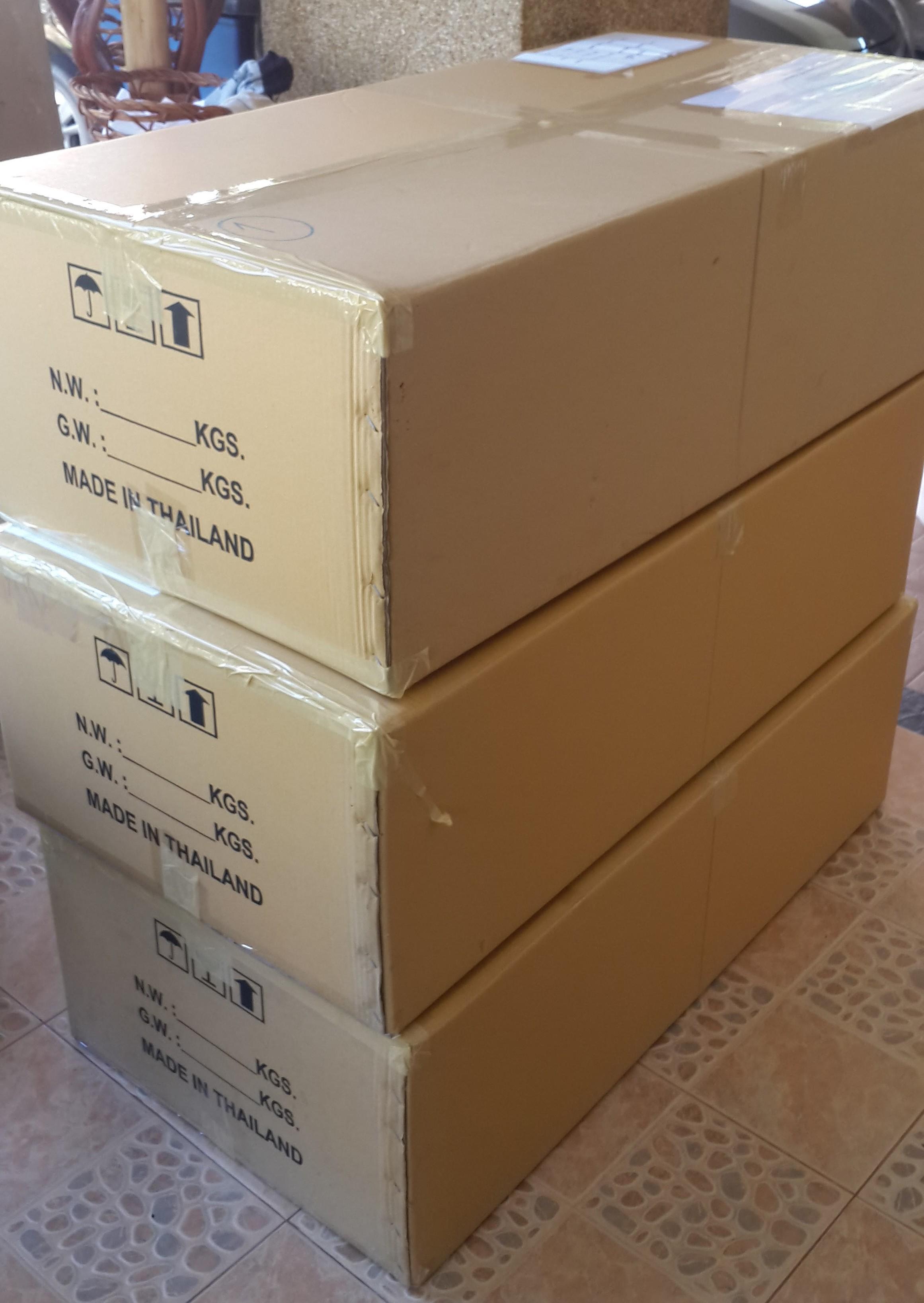 Georgia shipment