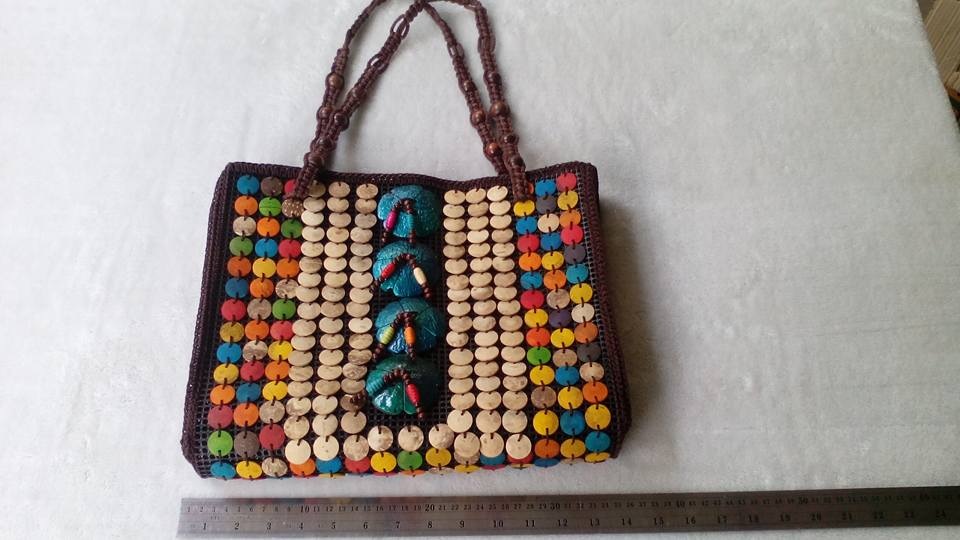 Coconut Shell bag-94