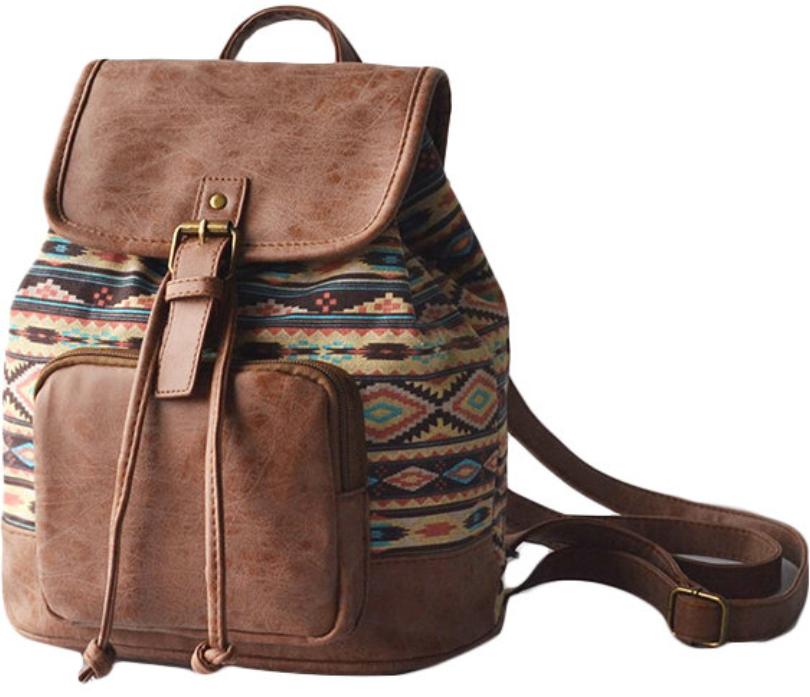 Tribal Pu Backpack-9