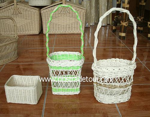 Rattan Basket 1907-1