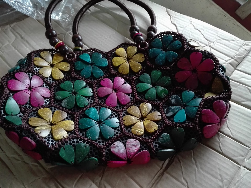 Coconut Shell bag-43