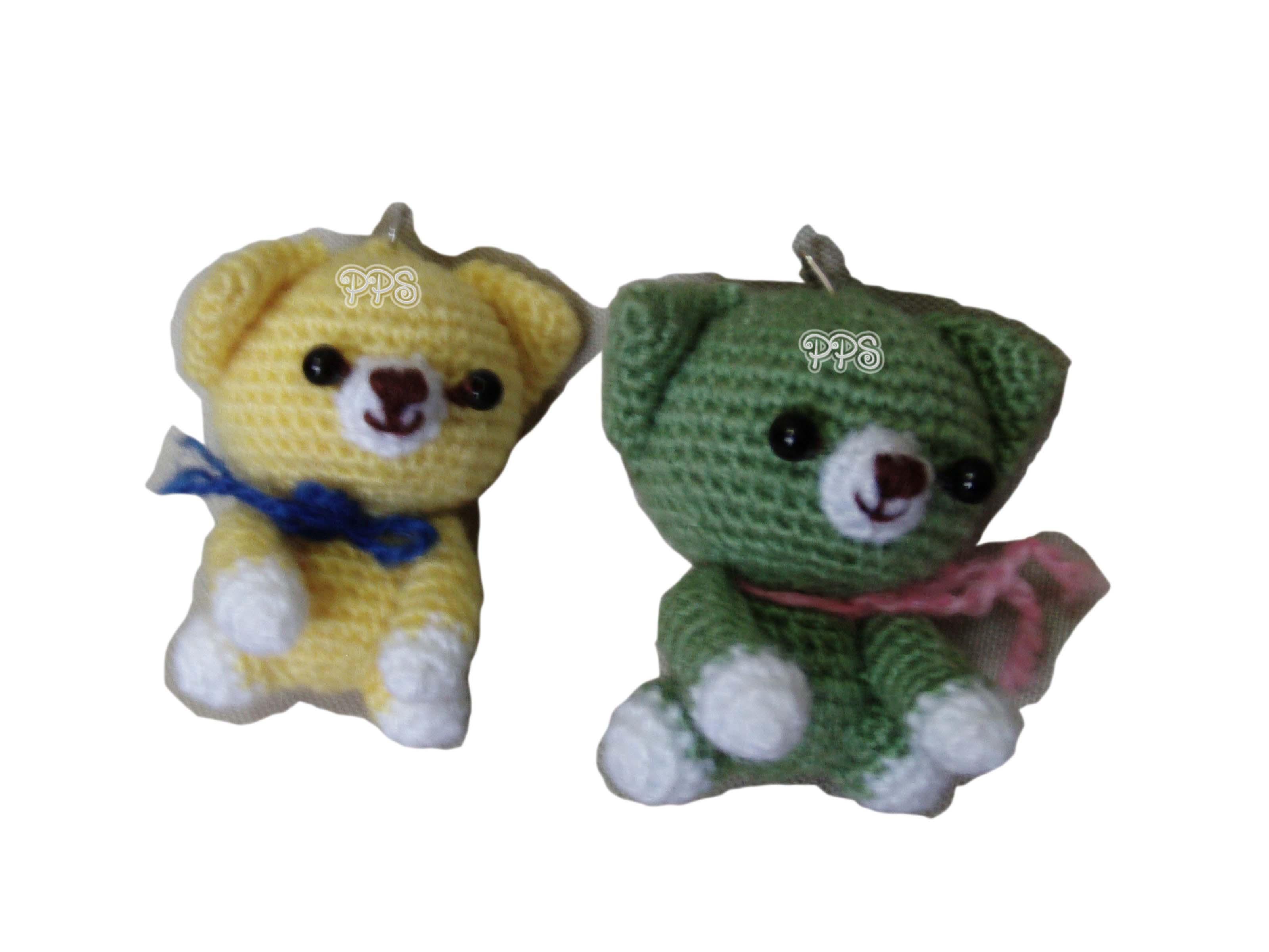 Crochet Doll Keyring-SANY0057