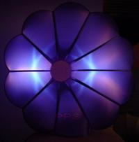 Silk Lamp flower ferdic-1