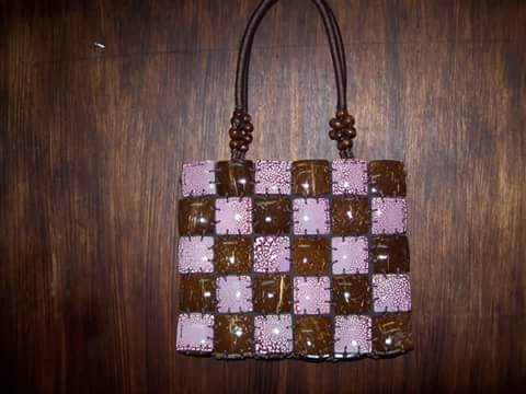 Coconut Shell bag-115