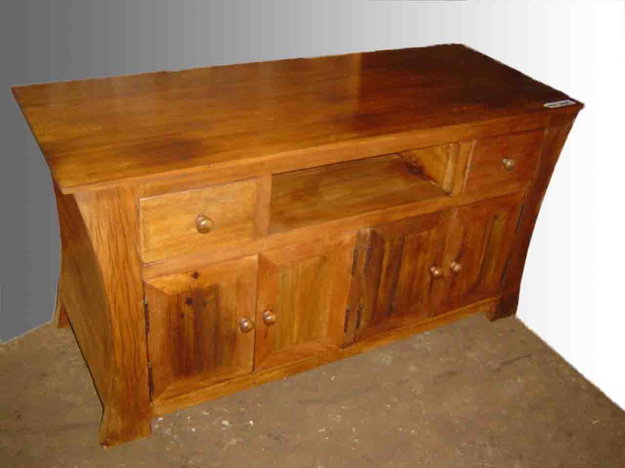 PS-Wood Shelf-sn386-1