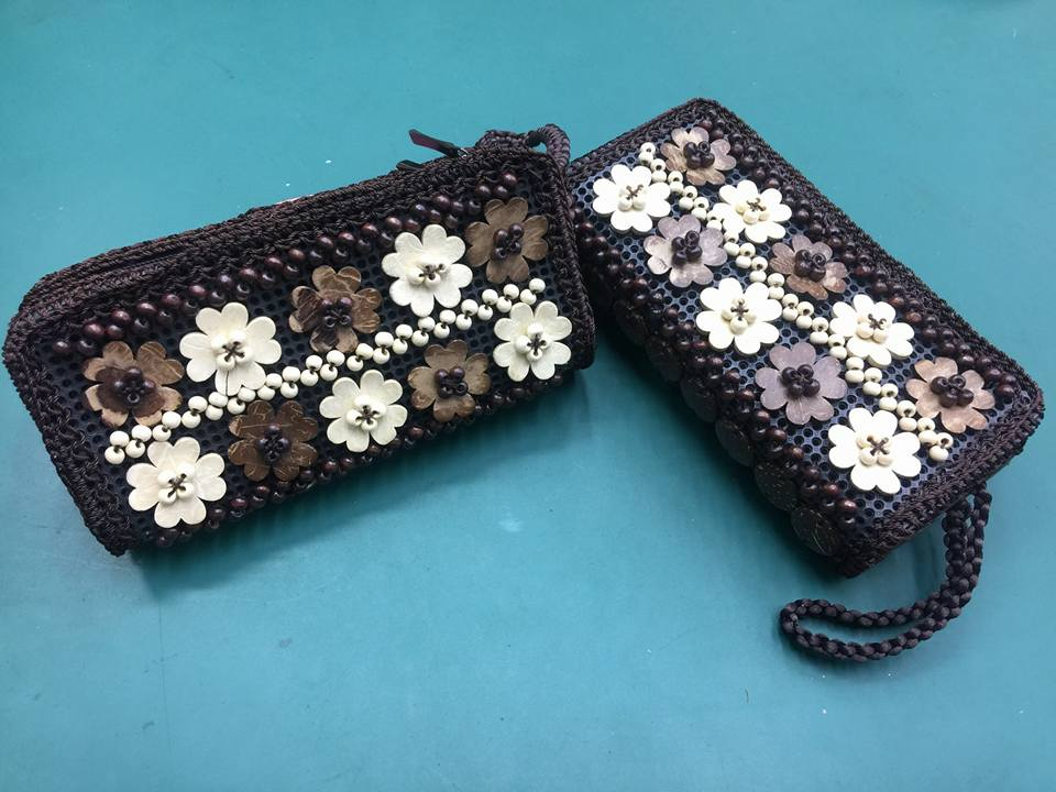 Coconut Shell purse-14