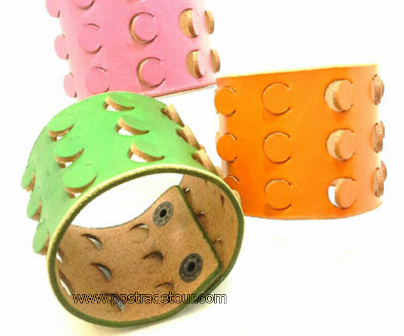 Leather Bracelet-N31