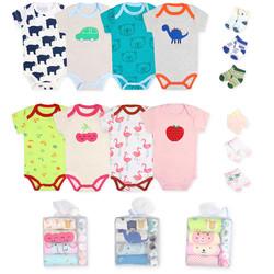 Wholesale heyouj2 fancy baby bodysuit set embroidered short sleeve bodysuit baby clothes
