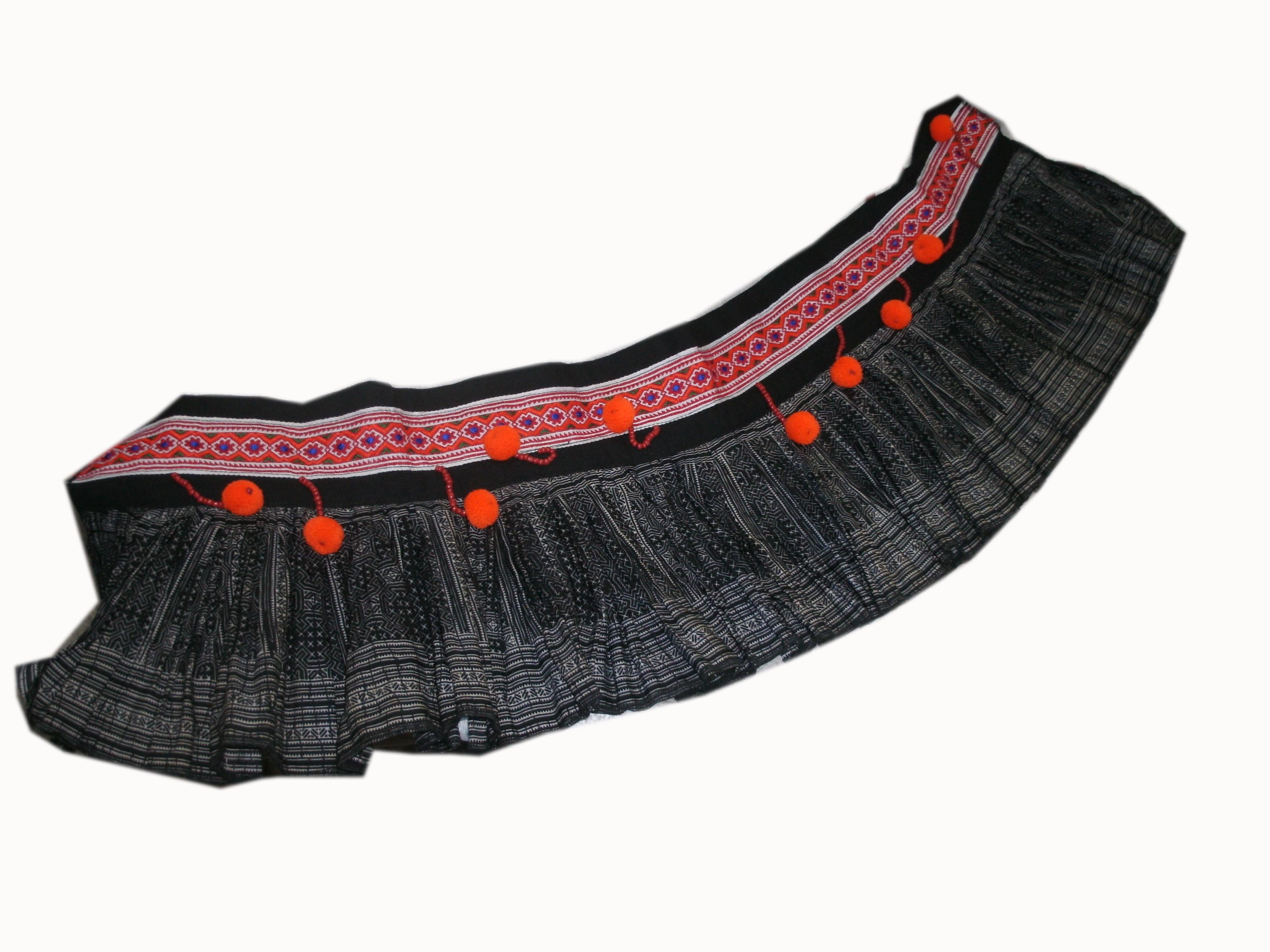 Tribal  Skirt-19