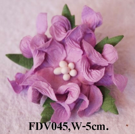 Sample Paper Flower-FDV045