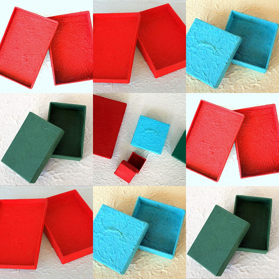 Mulberry Paper Boxes