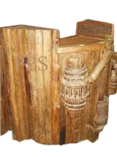 PS-Wood Shelf (sn304-1)