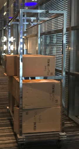Singapore shipment