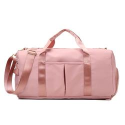 Outdoor Activities Custom Logo Light Weight Sport Travel Bags Yoga Gym Duffel Bag