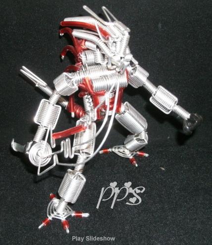 Wire Robot