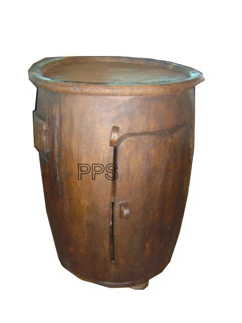 PS-Wood Shelf (sn319-1)