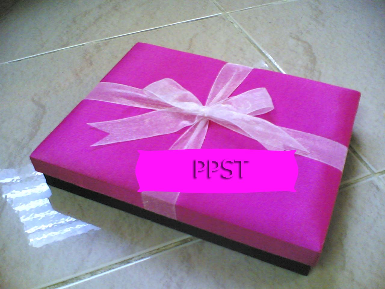 Accessories box- PPS-2009
